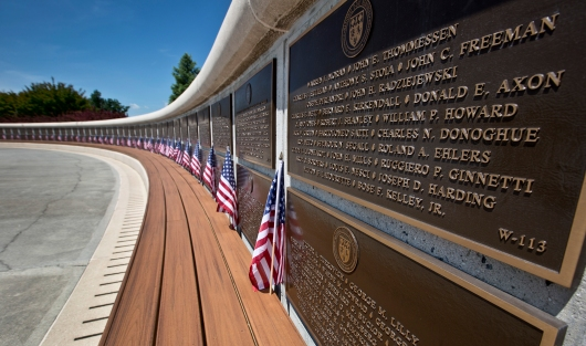Virginia suffering the highest per capita D-Day losses in the nation.