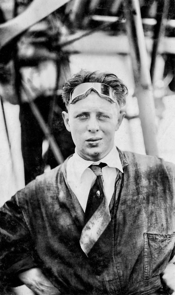 Noted race-car driver Ivan P. Wheaton became one of the Curtiss Flying School's first students in 1916. He later served as an Army aviator in World War I. (Courtesy of Kurt P. Wheaton)