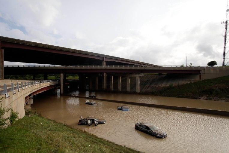 Detroit Metropolitan area flooding
