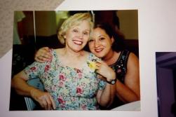 A photograph of Patti Minium Moonis' adoptive mother Eleanor Colegrove Argo, left, and sister Kathryn Colegrove. (courtesy of Patti Minium Moonis)