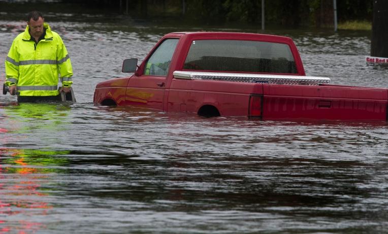 Newport News flooding