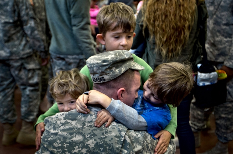 Fort Eustis soldiers deploy to West Africa