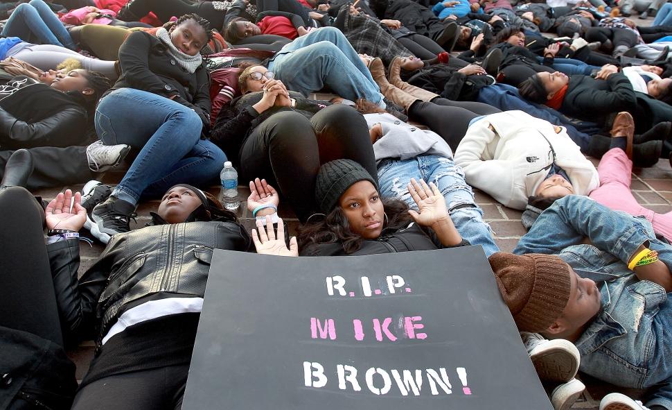 Hampton University Protest