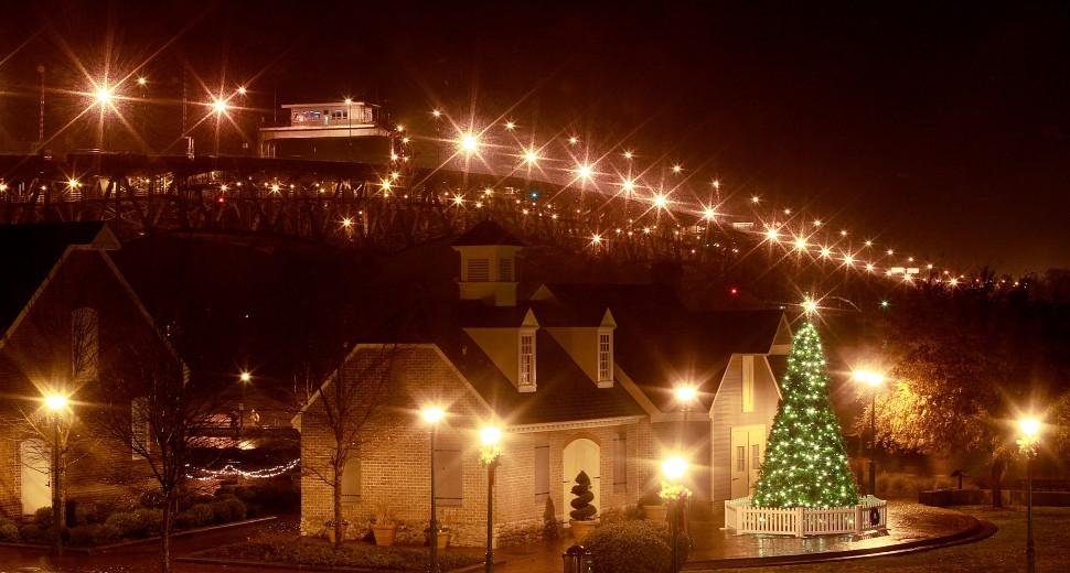 DP Yorktown Christmas Tree