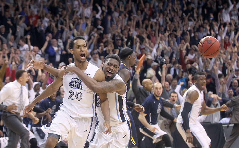 NIT Tournament Quarterfinal: Old Dominion 72, Murray State 69