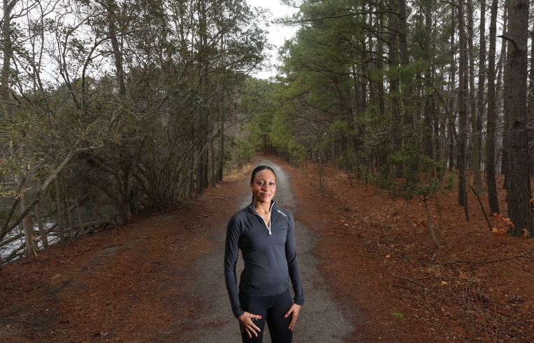 Sika Henry prepares for One City Marathon