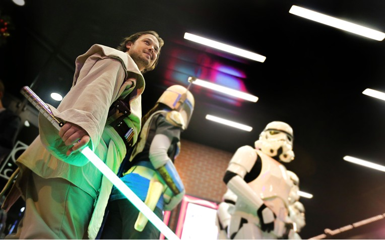 'Star Wars: The Force Awakens' arrives in Hampton Roads