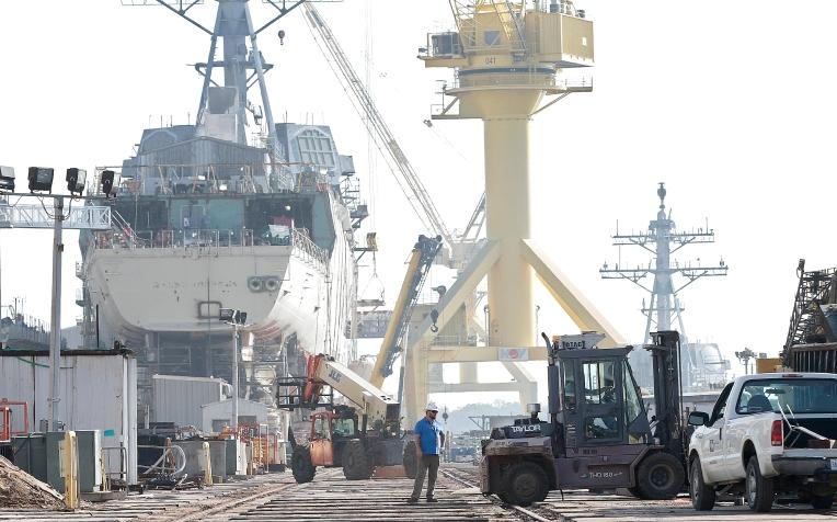 Ingalls Shipbuilding: Pascagoula, Mississippi