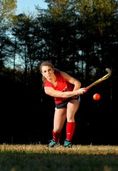 Cassidy Goodwin of Gloucester is the Daily Press field hockey all-star for the 2015 season.
