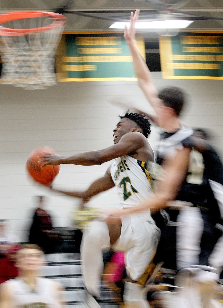 Conference 33 Championship: Bruton 78, King WIlliam 38