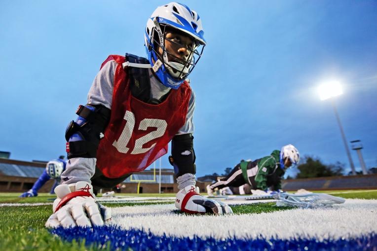 Hampton U starts men's lacrosse