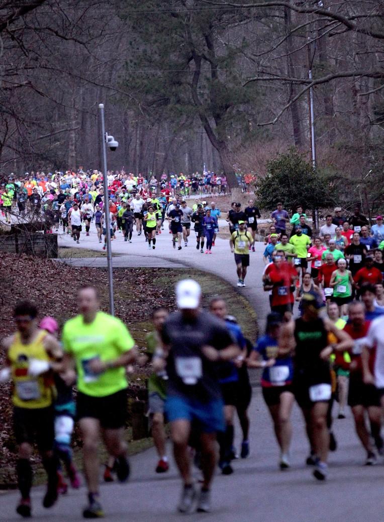 One City Marathon 2016
