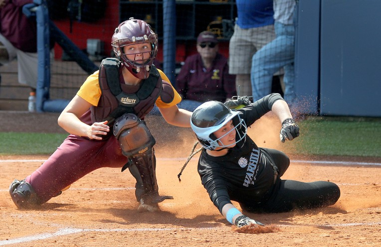 Group 3A State Softball Championship: Warhill 2, Brookville 0