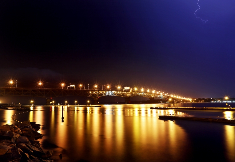 Yorktown Lightning