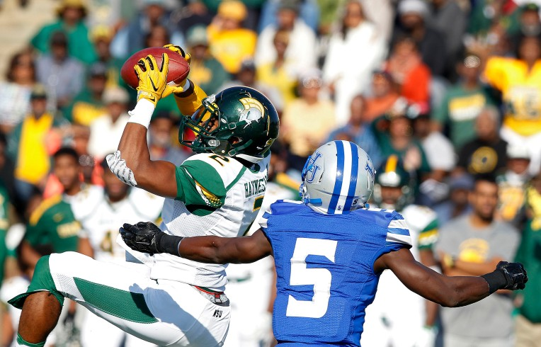 Battle of the Bay 2016: Norfolk State 17, Hampton University 10
