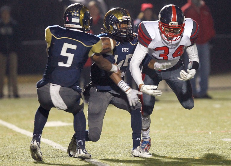 4A East Region Playoffs: Lafayette 27, Grafton 21