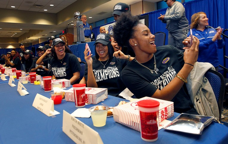 Hampton Women's Basketball NCAA Tournament Selection