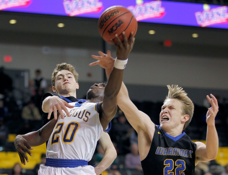 Group 3A State Basketball Tournament Quarterfinal: Phoebus 62, Western Albemarle 35