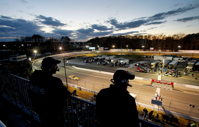 Langley Speedway Reopens