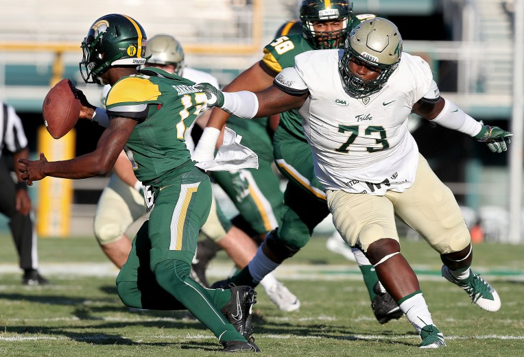 William & Mary 20, Norfolk State 6