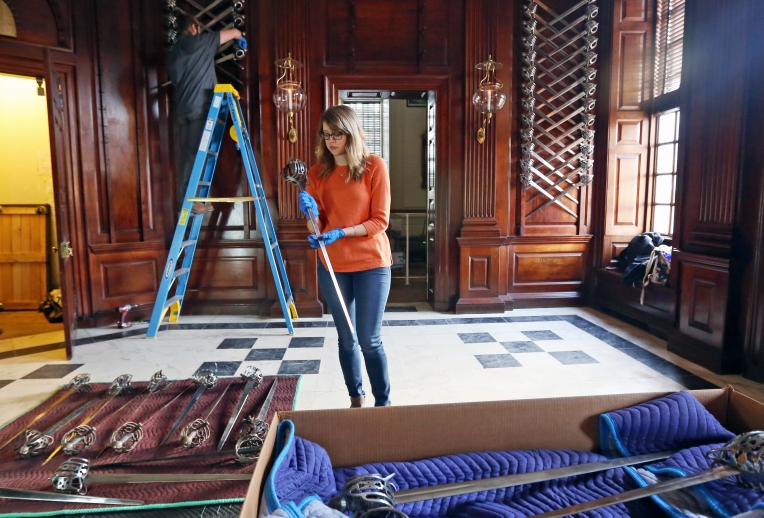 Governors Palace Makeover