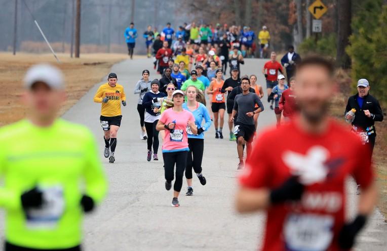 2019 One City Marathon