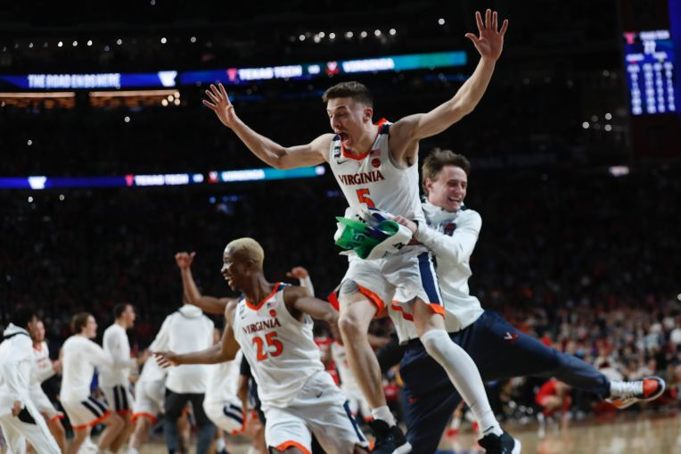 UVA NCAA Championship