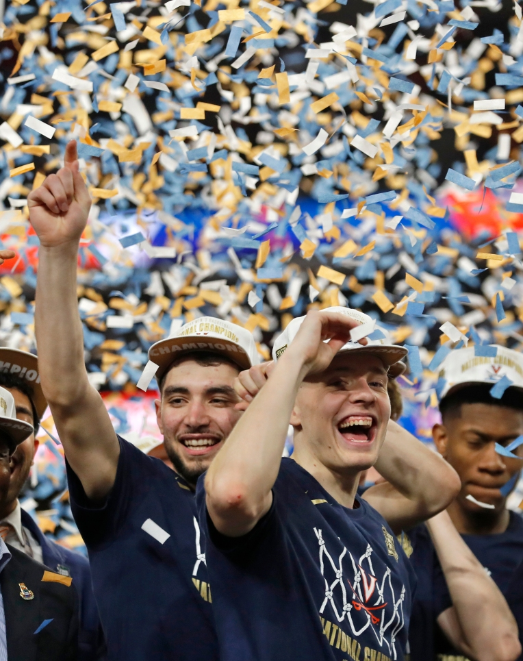 UVA in the NCAA National Championship