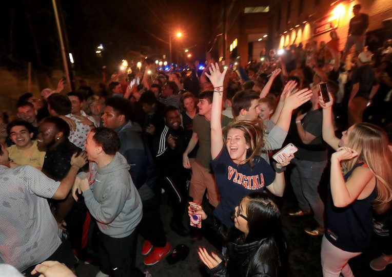 University of Virginia 2019 NCAA Basketball Championship