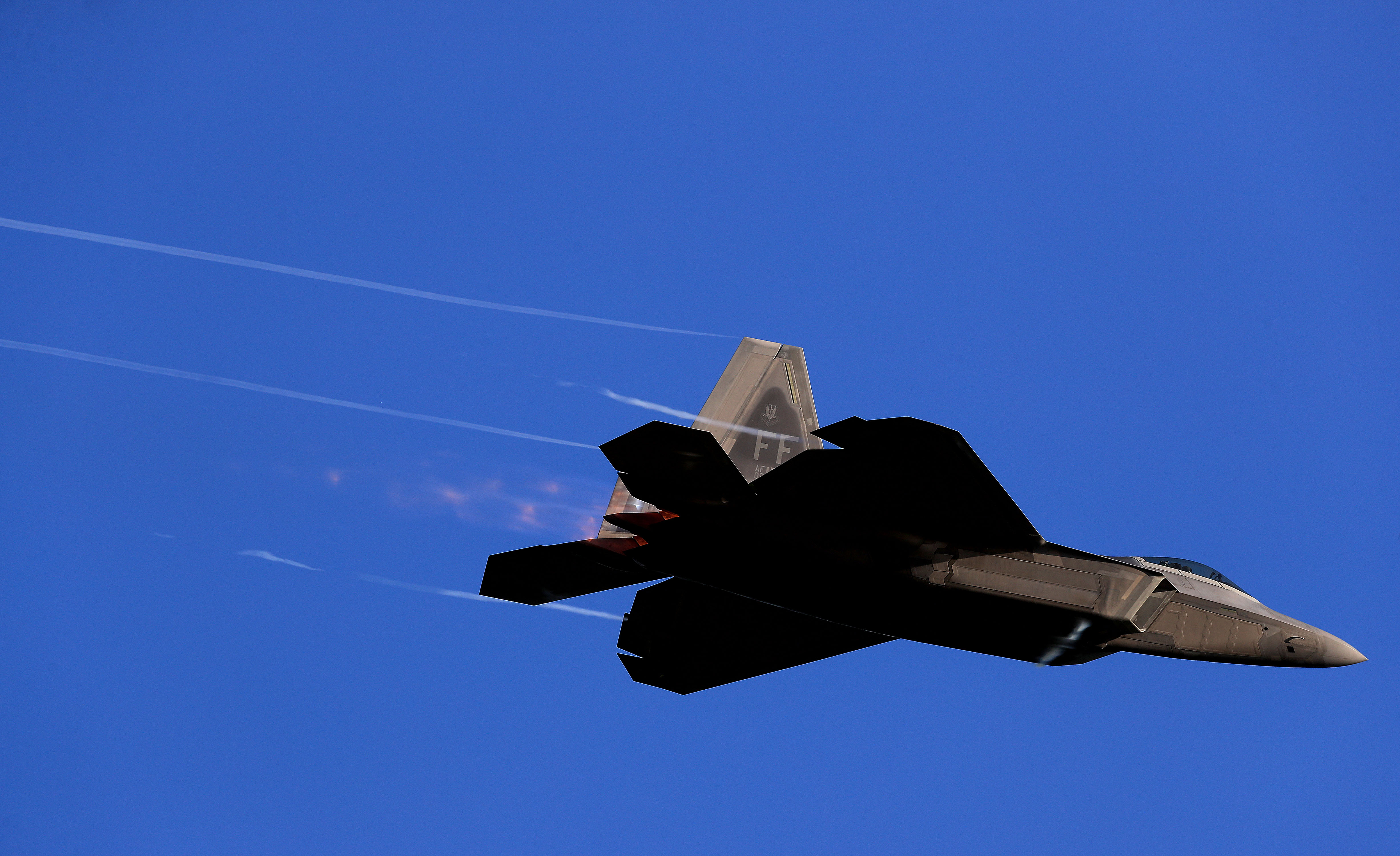 F-22 Raptor Demonstration Team